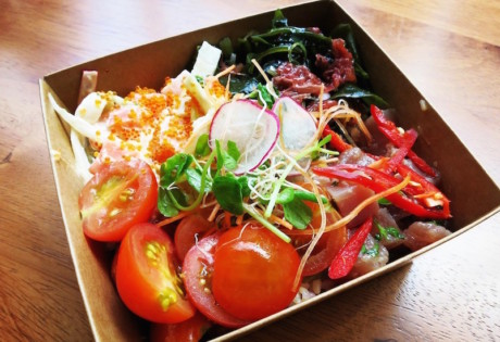 Fancy something a little lighter? Grab a healthy lunch at Katto (Photo credit: Katto via Facebook)