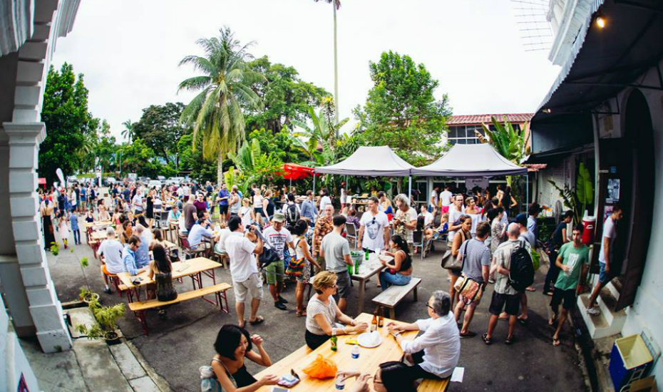 Kult Kafe will host the official launch party of the eight-day-long event (Credit: Ungku Ibrahim / Ardent Images)