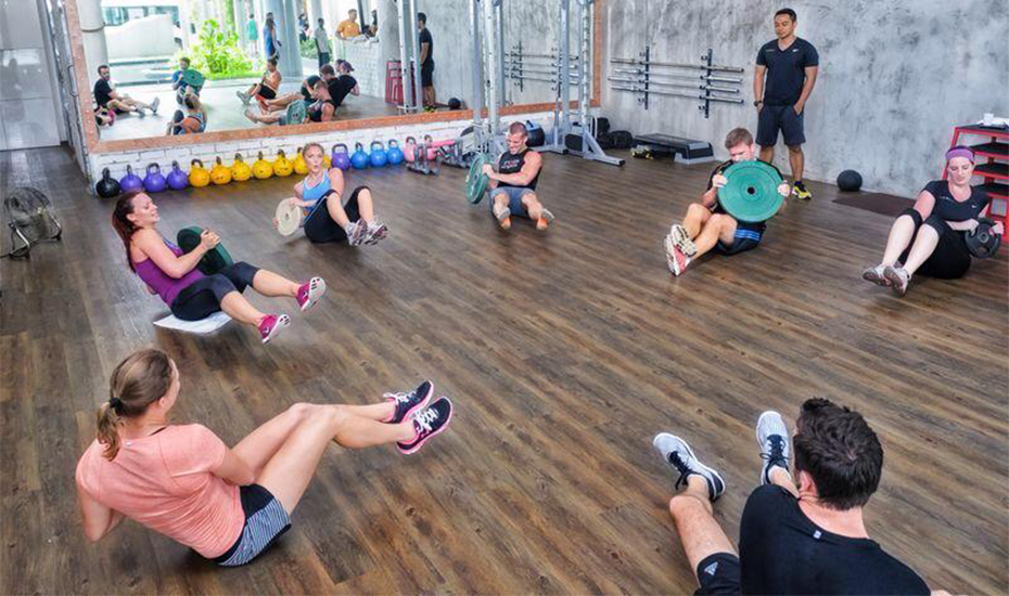 Gyms in Singapore: Where to go for the best workouts and fitness training sessions