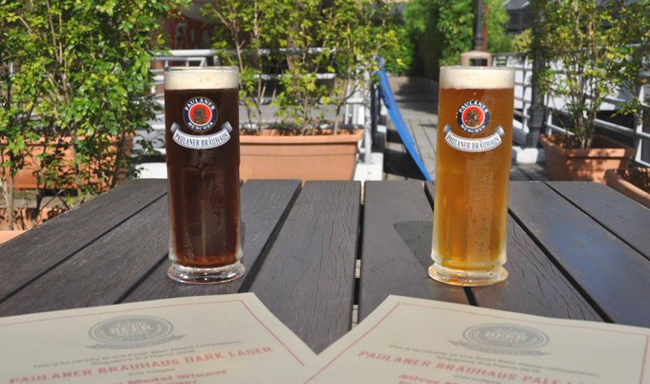 Discover the secrets of Singapore's oldest microbrewery (Credit: Paulaner Brauhaus FB page)