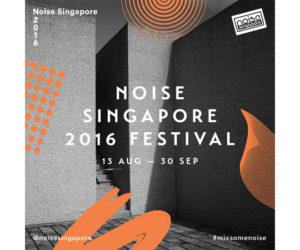 Noise Singapore 2016 Festival (Credit: Memorial de la Deportation by David Goh)