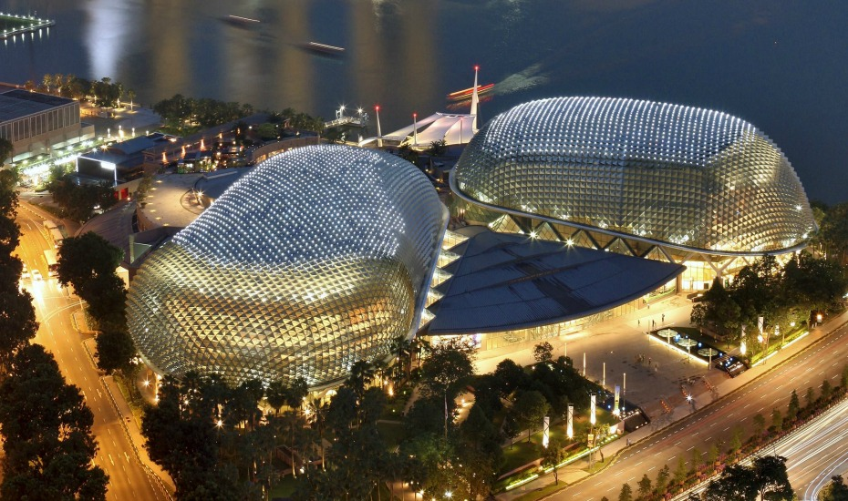 Things to do at The Esplanade, Singapore: Shopping ...