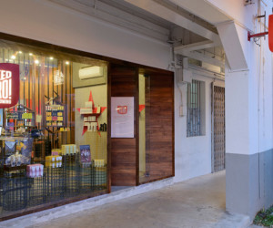 Nestled in hip Tiong Bahru, We Need A Hero is Singapore's first all rounded male grooming salon (Credit: We Need A Hero)