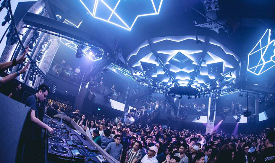 Clubs In Singapore Dance The Night Away At The City S