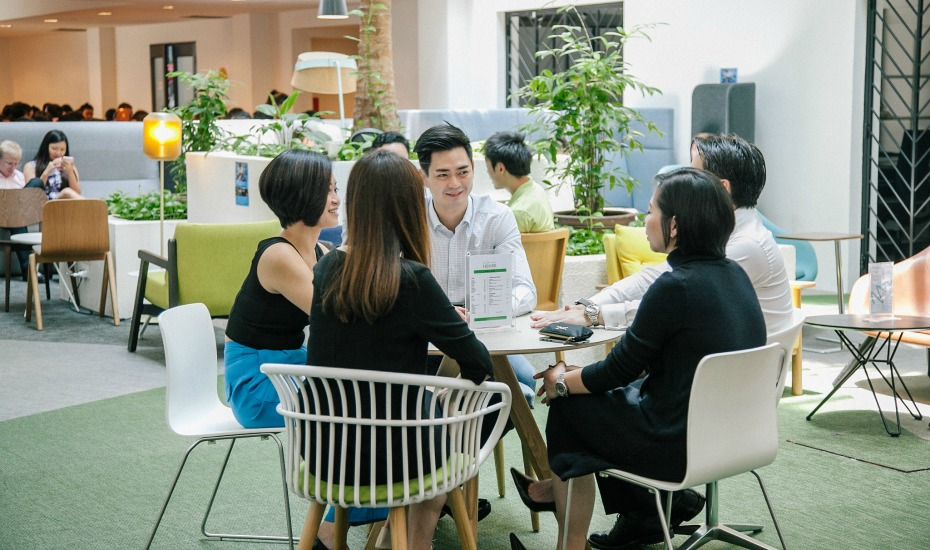 Co-working spaces in Singapore: ClubCo rolls out value-for-money lifestyle services in the heart of the CBD
