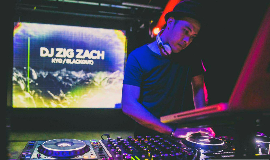 We speak to Escape 56 promoter and local DJ, Zig Zach (Credit: Vincent Chan)