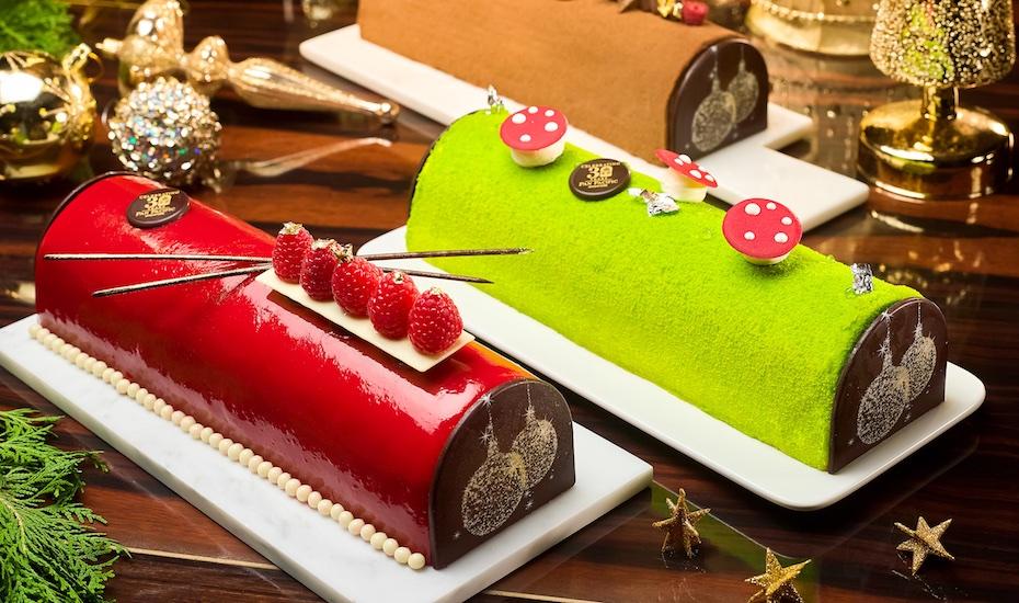 Best Christmas Log Cake Singapore