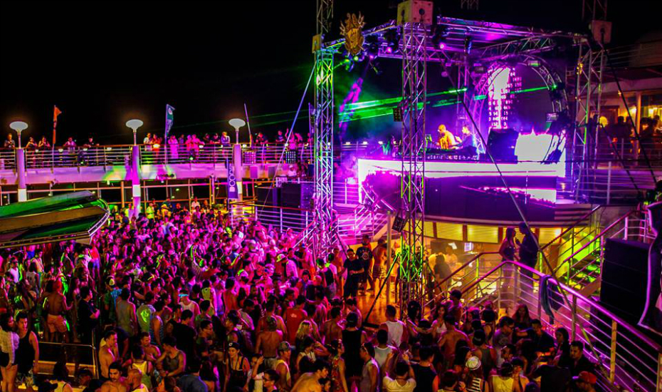 Have you booked your cabins for It's The Ship?