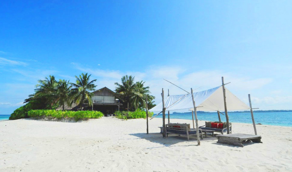 Be pampered in seclusion at Pulau Pangkil