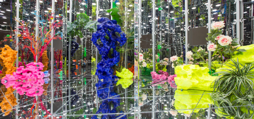 Deng Guoyuan's Noahs Garden II at Singapore Biennale 2016
