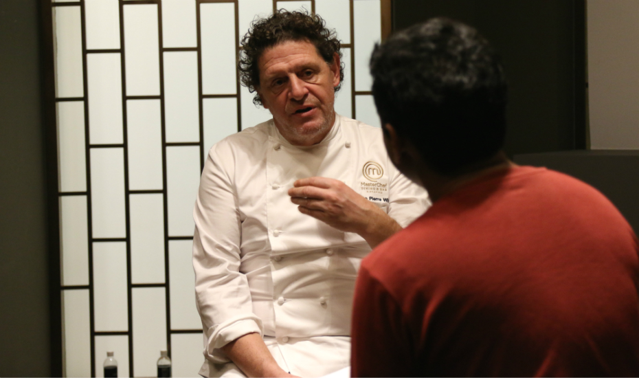 We interview Chef Marco Pierre White on Singapore food ...