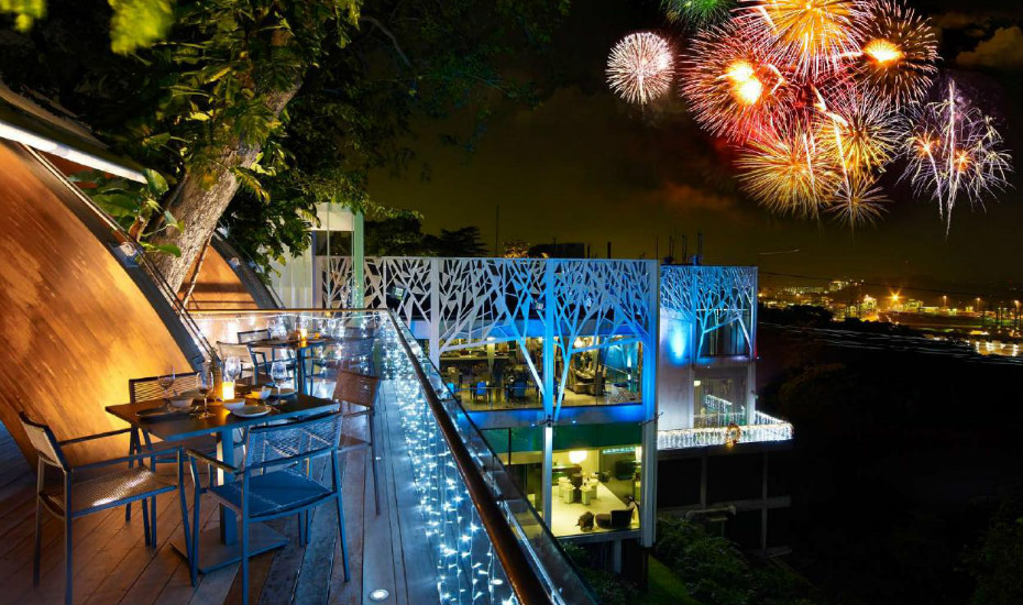 New Year's Eve dinners in Singapore, 2016: Guide to restaurants and ...