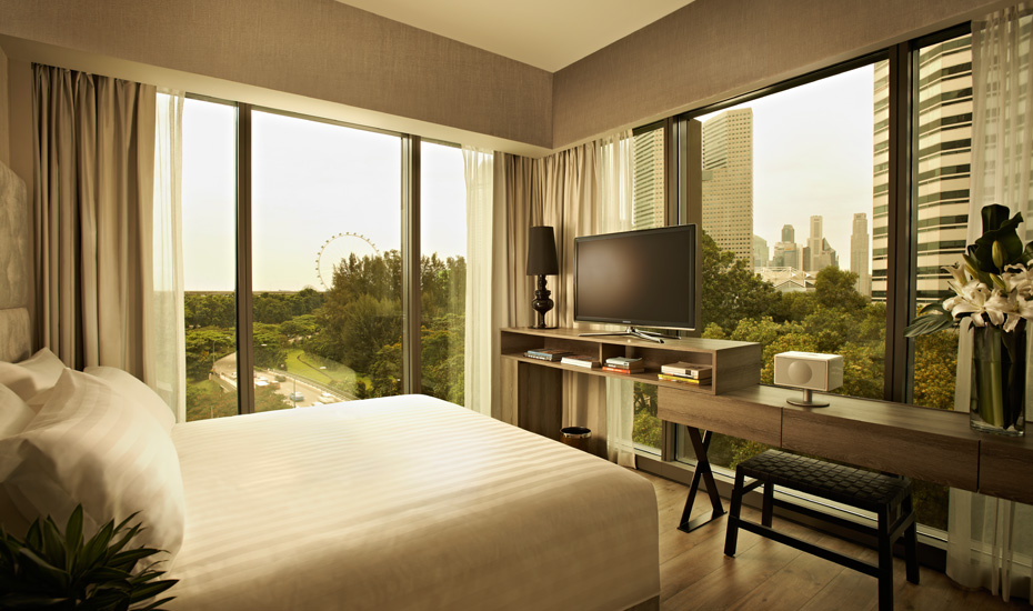 Staycations In Singapore Pan Pacific Serviced Suites Beach Road Offers Luxury Near The Hip
