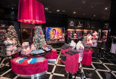 Victoria's Secret lingerie collection