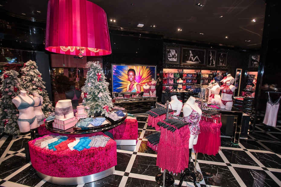 Victoria's Secret in Singapore: Inside the lingerie brand's new flagship store at Mandarin Gallery