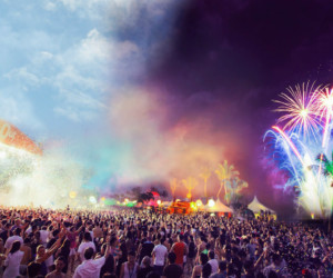Singapore's biggest music festival is back this month (Credit: ZoukOut / Colossal Photos)