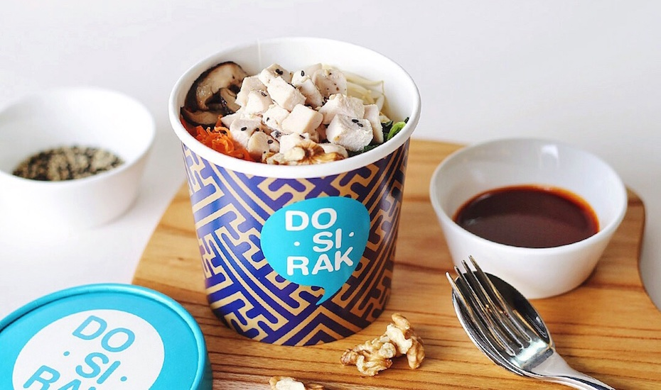 Fancy octopus rice bowls for lunch? (Photo credit: DoSiRak)