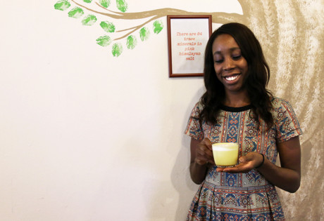 Elika Mather from Kitchen by Food Rebel tells more about this healthy coffee craze