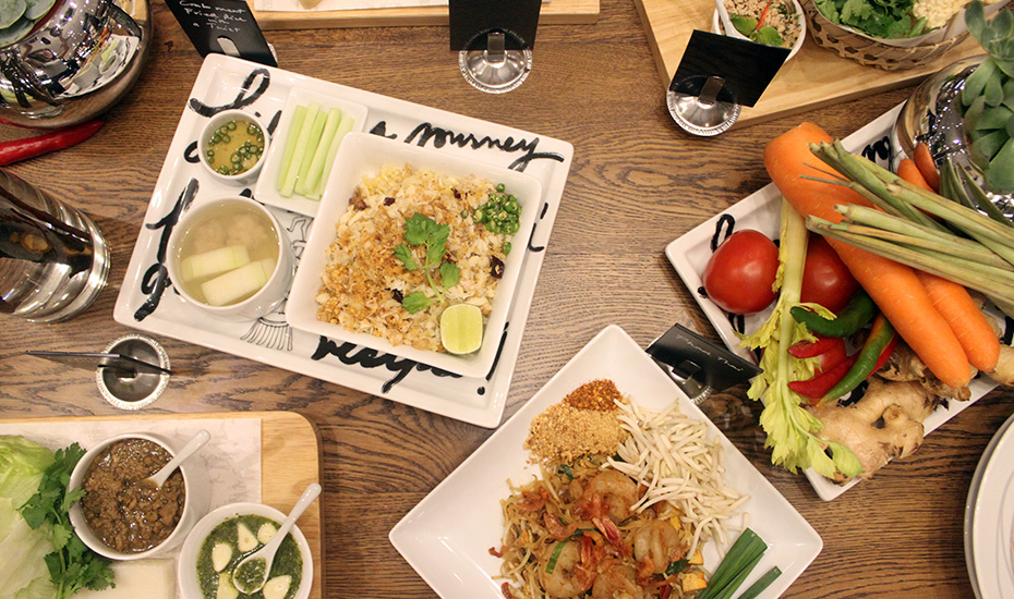 Thai restaurants in Singapore: We review Greyhound Café at Paragon, Orchard Road