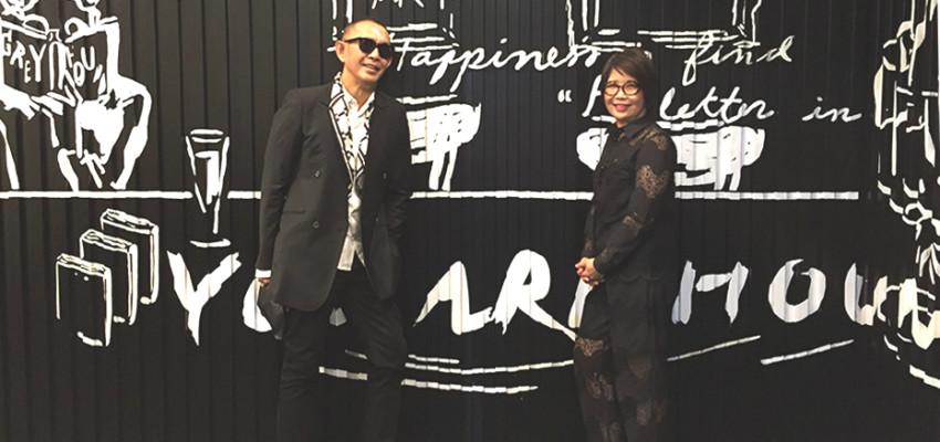Meet Mr. Bhanu and Mrs. Pornsiri, the Founders of Greyhound Cafe