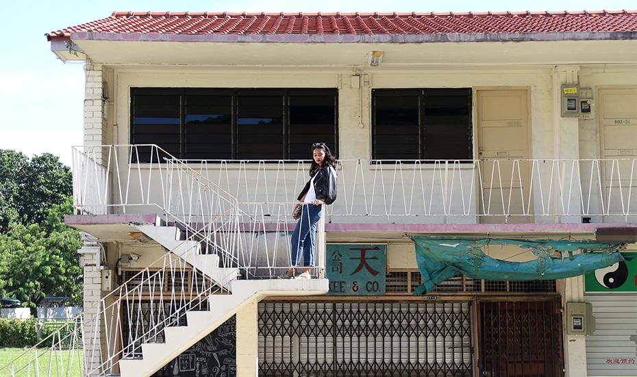 Dakota Crescent in Singapore: Instagram-worthy locations in the old housing estate