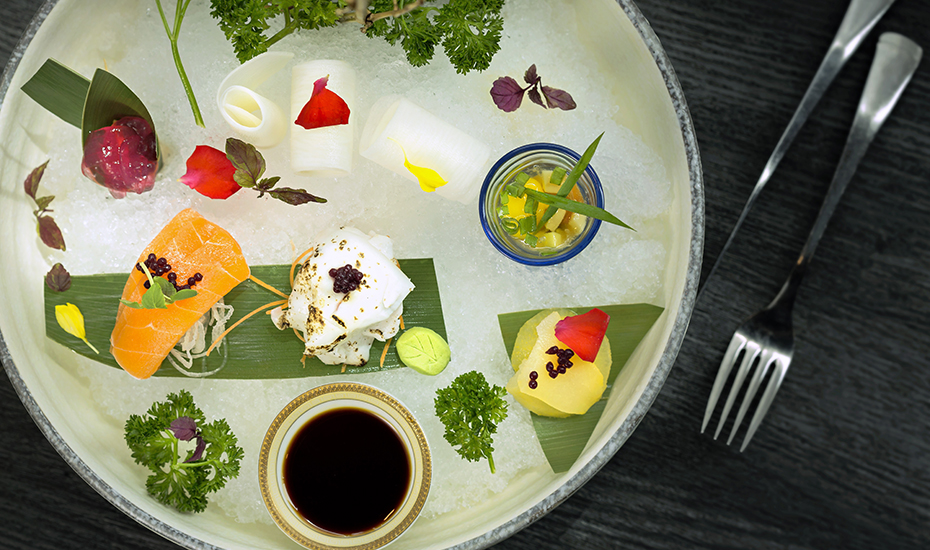 Meat not required for a memorable meal at Joie by Dozo