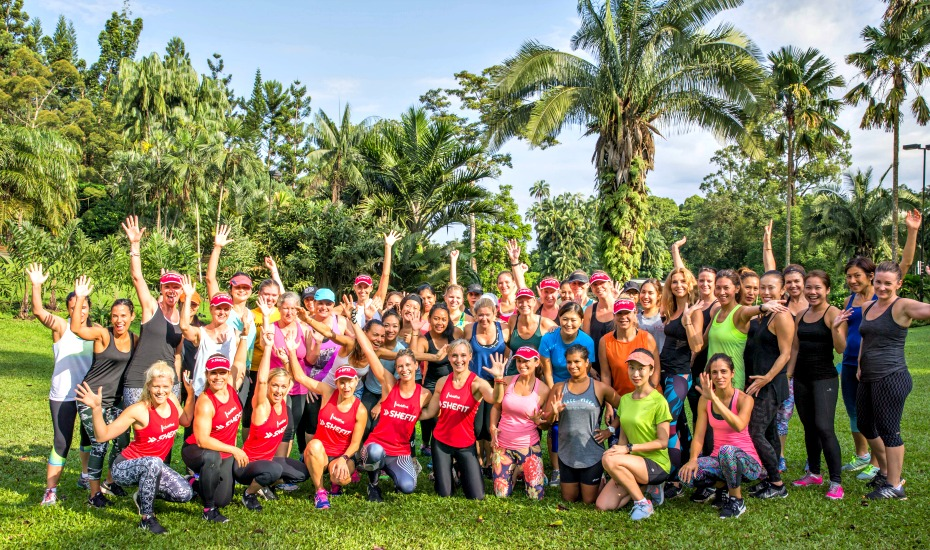 Fitness programs in Singapore: Lose those extra pounds with UFIT's Clean & Lean Challenge