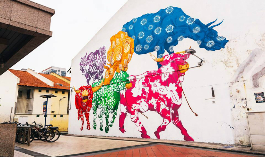 ARTWALK Little India Singapore 2017: The arts festival at the cultural neighbourhood returns for Singapore Art Week