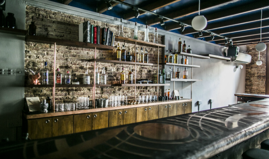 NATIVE is the newest cocktail contender on Amoy Street