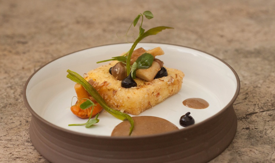 Crispy tofu, a favourite at Alma by Juan Amador (Photo credit: Alma by Juan Amador)
