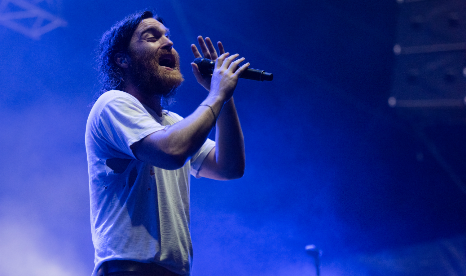 Nick Murphy ditched his former alias, Chet Faker, and delivered his new setup brilliantly (Credit: Lionel Boon / Laneway Festival Singapore)