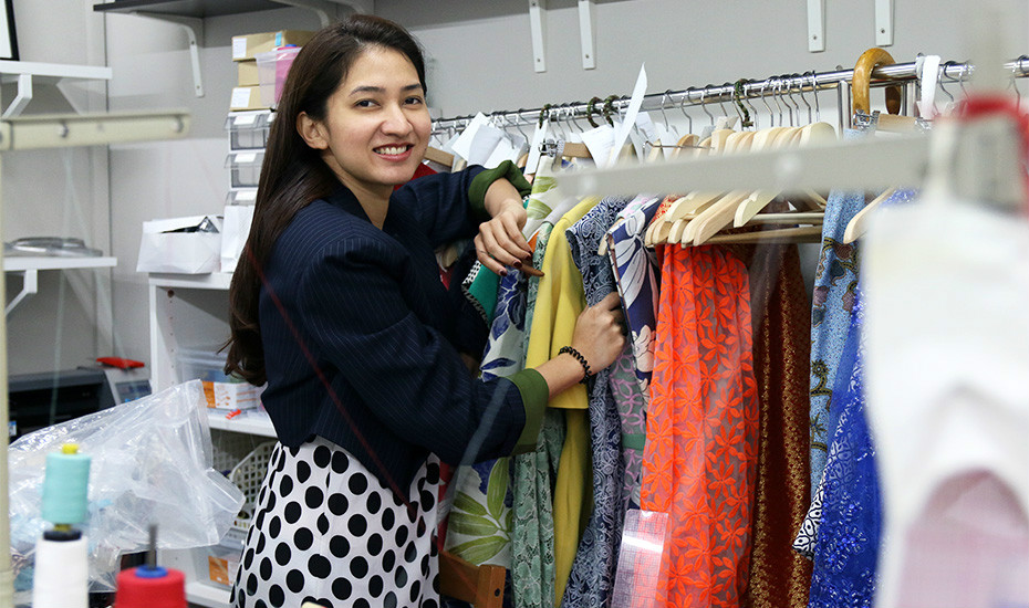 Behind The Seams: Interview with local fashion designer, Priscilla Shunmugam of Ong Shunmugam