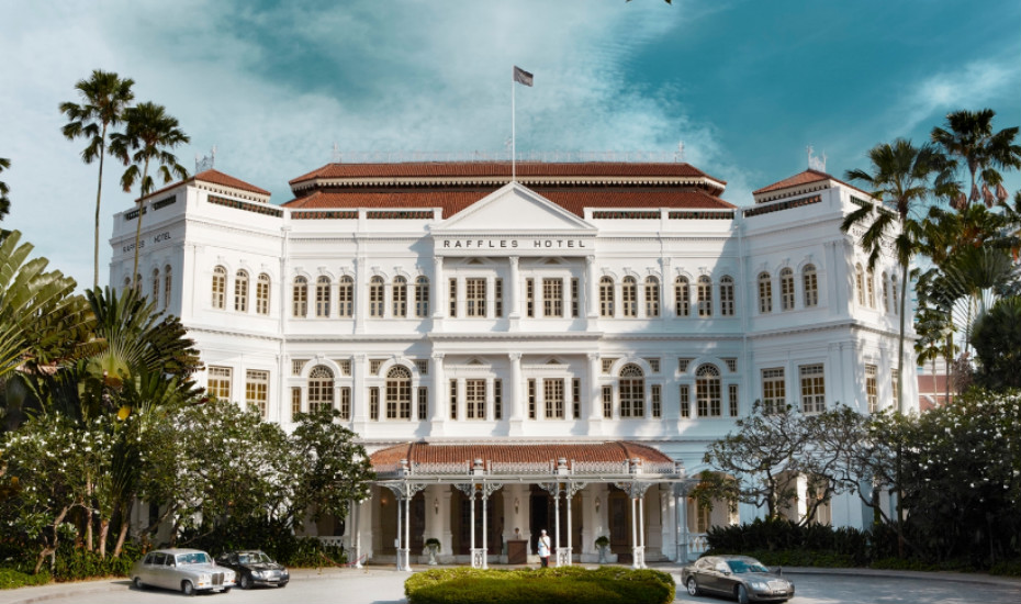Hotels in Singapore: Raffles Hotel celebrates its 130th year with history tours, special packages and a gala