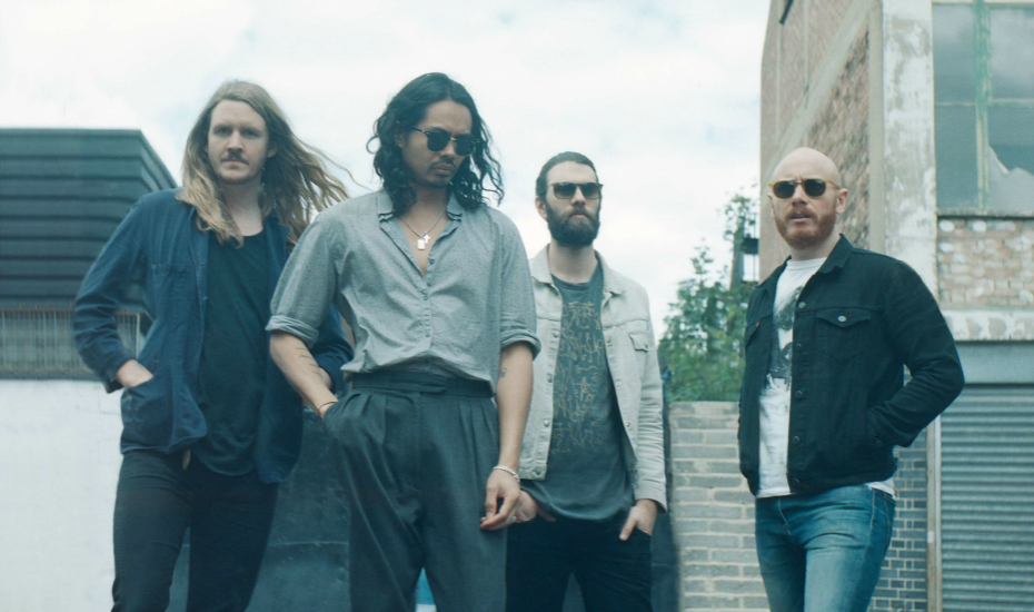 The Temper Trap live in Singapore at Hard Rock Hotel on 10 March 2017