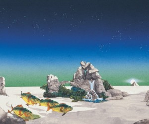 Tales From Topographic Oceans by Roger Dean