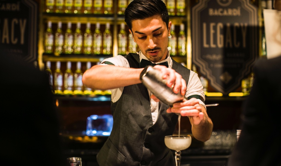 Bacardi Legacy 2017: This cocktail competition will crown Singapore's best bartender at Clarke Quay