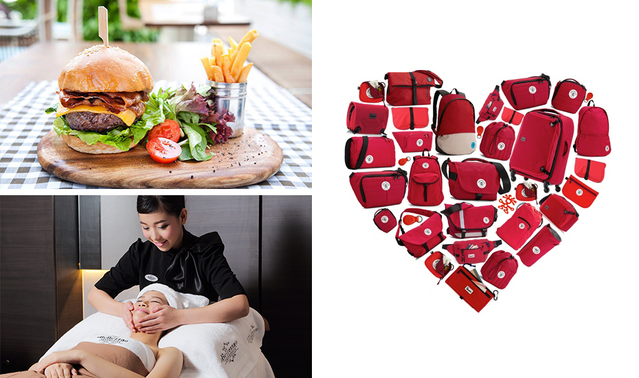 Valentine's Day in Singapore: No-fuss shopping and dining deals at Wheelock Place in Orchard Road