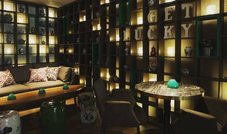 hidden bar furniture. can you find your way into full of luck clubu0027s hidden bar photo credit lucky via facebook furniture