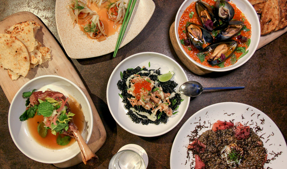 Hot 50 Tables: Kilo Kallang dishes out a party for your palate with its Asian fusion cuisine