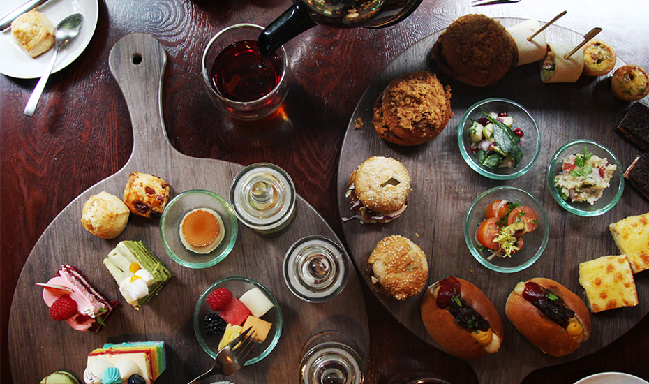 High tea buffets in Singapore: Start the weekend right with Hilton's new Saturday free-flow afternoon tea