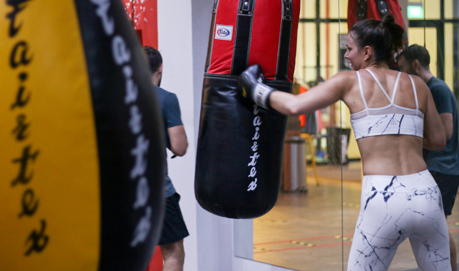 Boxing classes in Singapore: Enter The RING for a punchy workout and fitness routine in the city