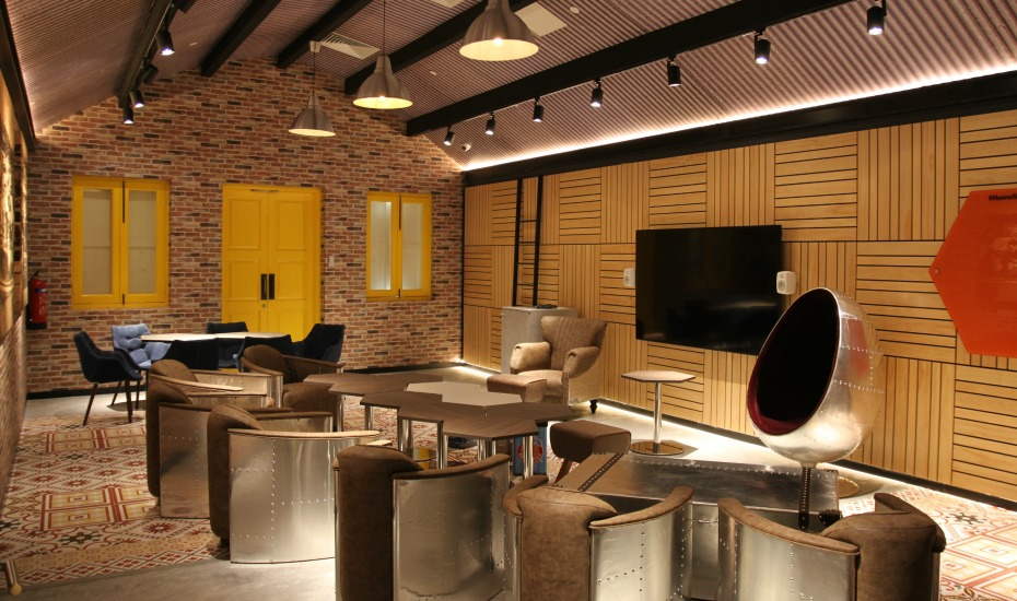 Meeting rooms in Singapore: This quirky events hotel in Clarke Quay is making boring ol' work meetings fun