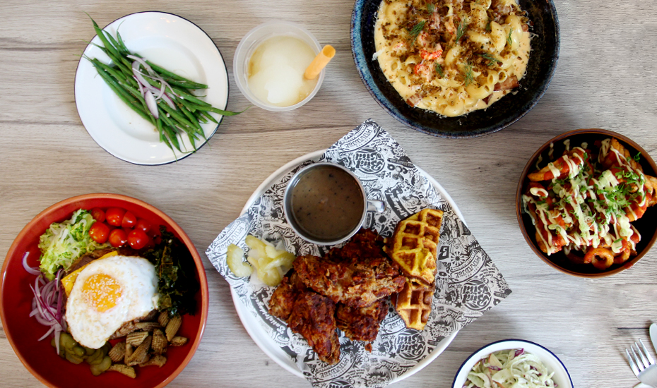 Bird Bird in Singapore: Bjorn Shen's revamped restaurant serves Southern fried chicken and American classics at Frankel Avenue