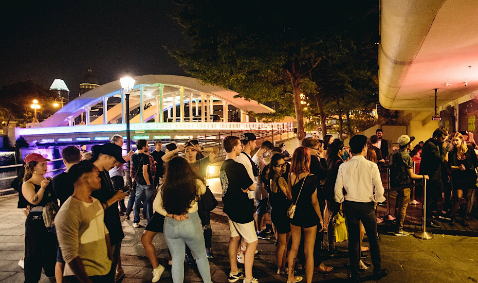 Best parties in Singapore this April: Canvas is throwing a block party for the long Labour Day weekend