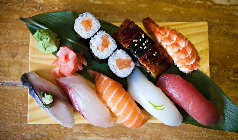 There's no such thing as too much sushi and sashimi at these Japanese restaurants