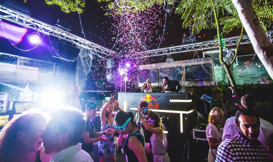 Best parties in Singapore this June: 1-Altitude brings back its beach party in the sky