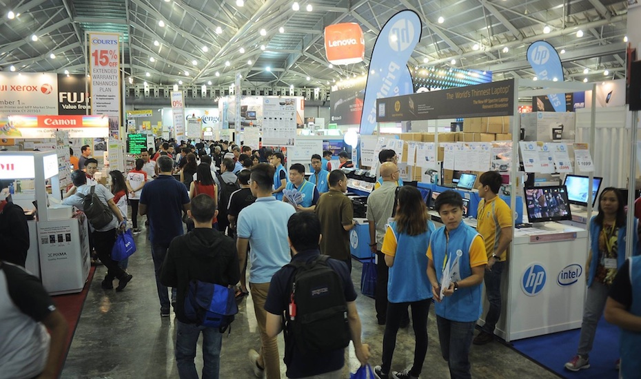 PC Show 2017 in Singapore: Enjoy great deals on cameras, computers, gadgets, and more at this IT fair