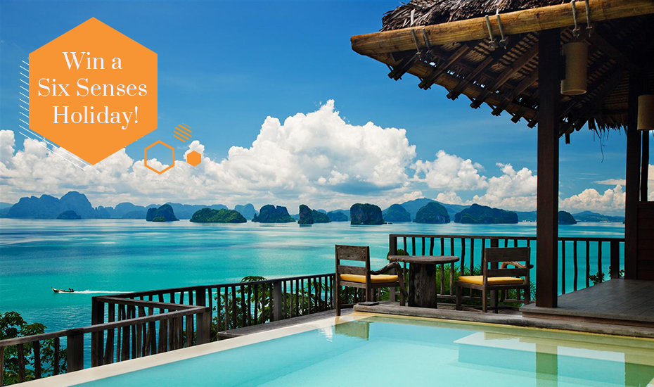 Holidays in Southeast Asia: Win a trip to Thailand's Phang Nga Bay with luxury tour operator Scott Dunn