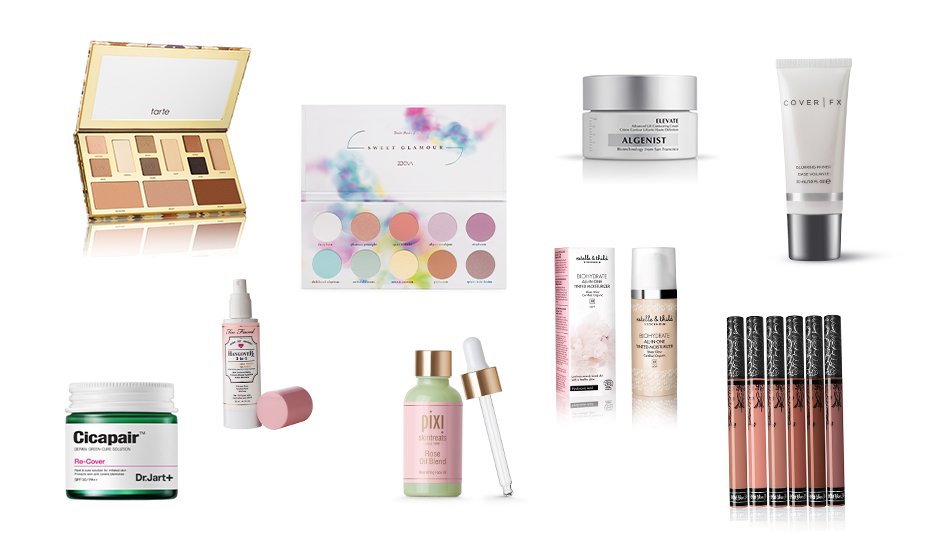 Best beauty products for 2017: New makeup, skincare and haircare products you need
