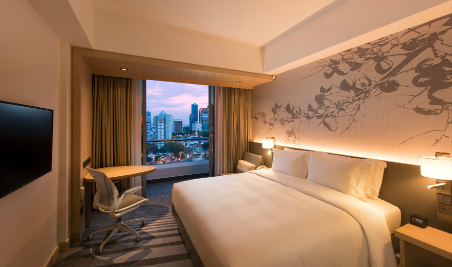 Hotels in Singapore: The first Hilton Garden Inn has opened in Little India